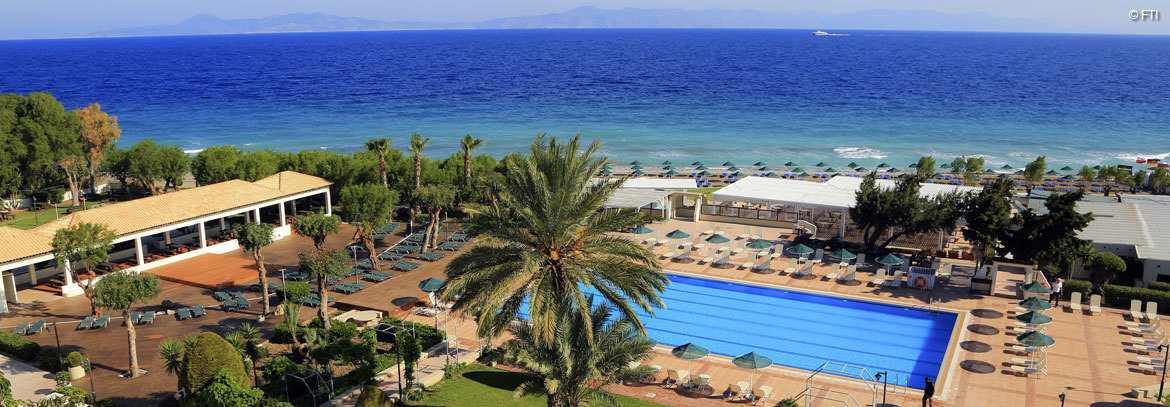 Top of the Day! Rhodos – LABRANDA Blue Bay **** mit FTI