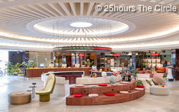 25hours The Circle Lobby